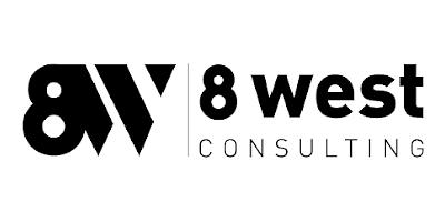 Image 8 West Logo