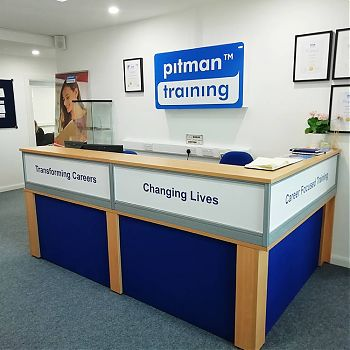 Image Pitman Training Office Furniture