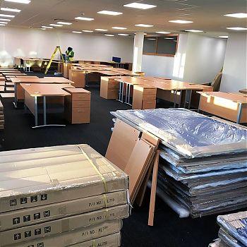 Image JJ Rhatigan Office Furniture