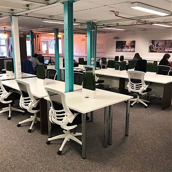 Image Culture Co-Working Office Furniture Cork