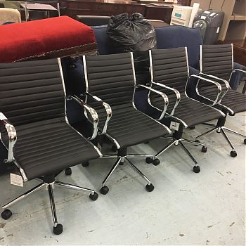 MEETING & BOARDROOM CHAIRS