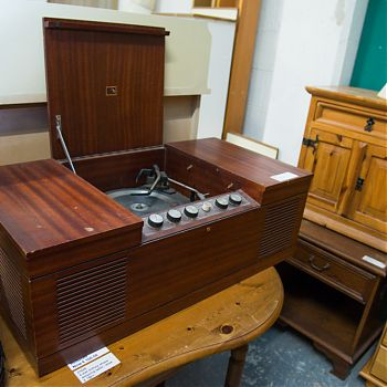 Image Retro stereo unit €70