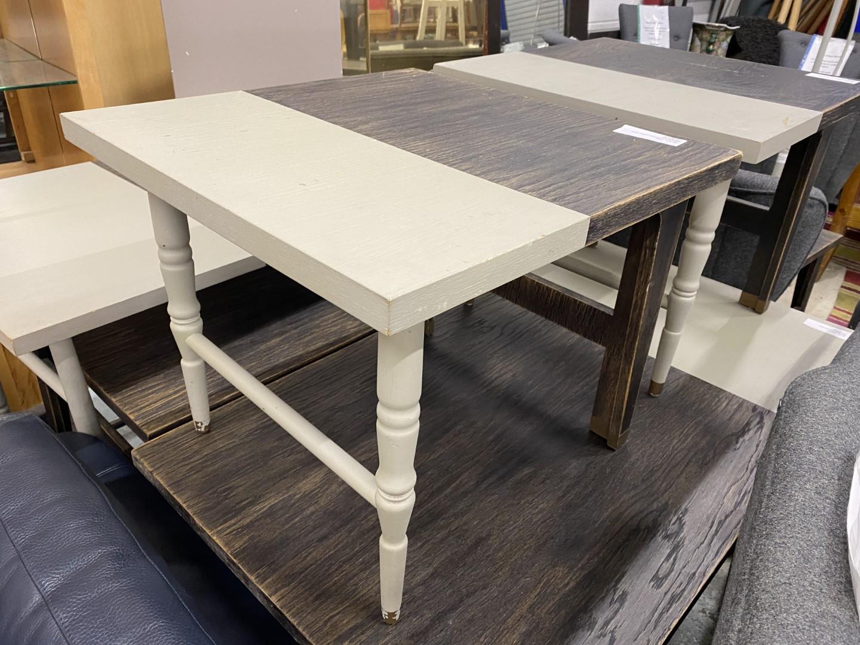 Square Two Tone Coffee Table Cjm Furniture Cork Secondhand Furniture Cjm Quality Used Furniture Cork